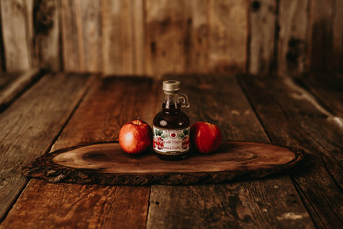 Apple Syrup with Maple & Cinnamon