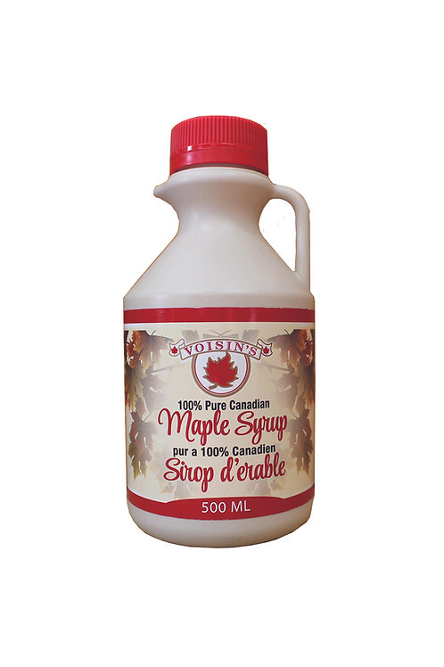 500ml Maple Syrup Jug