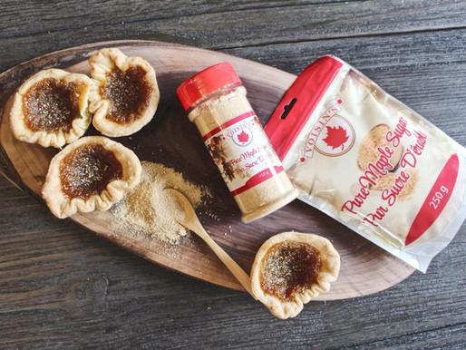 Maple Sugar Butter tarts