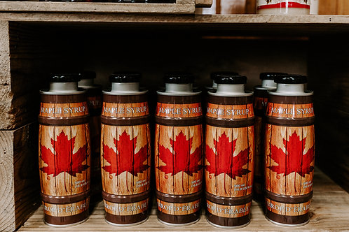 Maple Syrup Tins