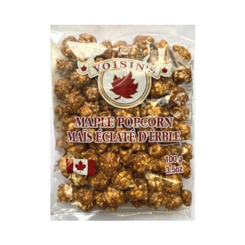 Maple Popcorn