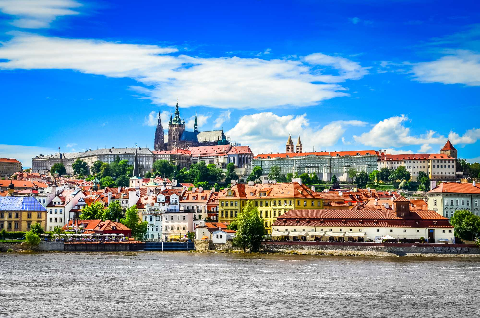 prague-summer-castle