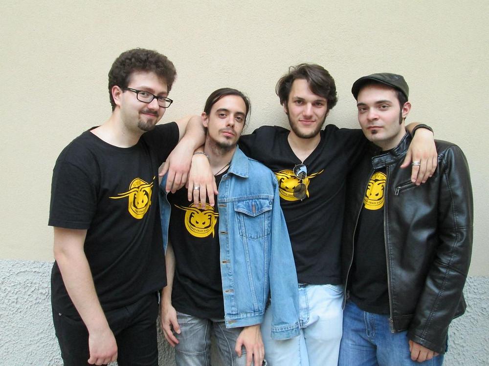 Three Crazy Days, I vincitori della decima edizione del Rock Time