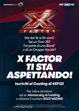Casting XFactor #12