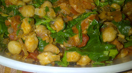 Recipe: Exotic Chickpea Stew