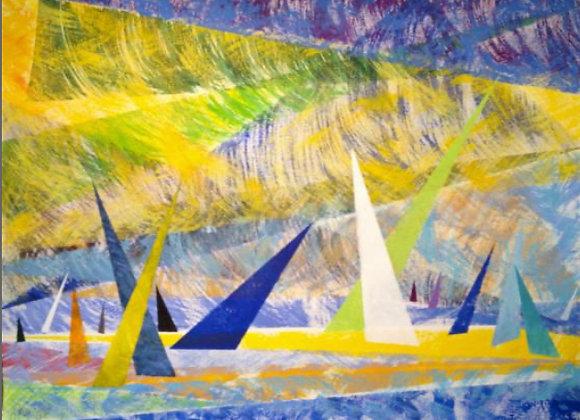 Set Sail No. 5