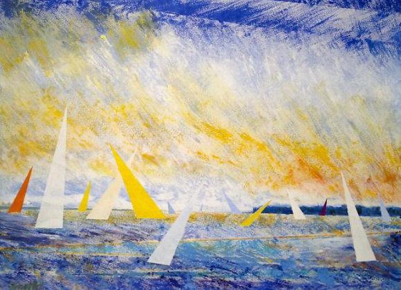 Set Sail No. 6