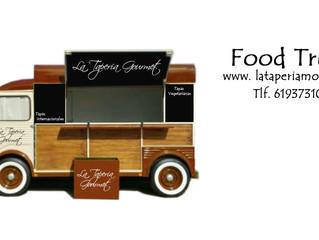 Nuestro Food truck. La tapería movil