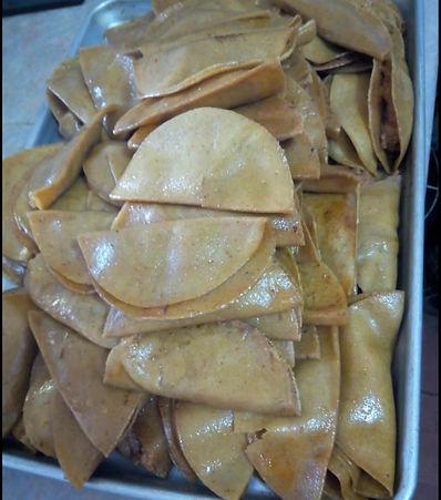 Tacos y Tamales a Vapor
