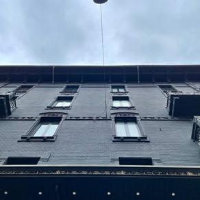 Demidoff Hotel. Il nuovo colore che si fa notare.