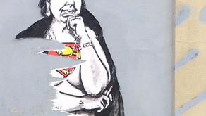 Alda Merini, la street art di Le Diesis e il diabete T1
