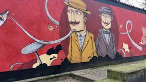 Campari. Il piacere di conoscere un paradiso di street art.