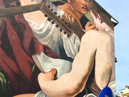 Ravo porta Caravaggio a Seregno.