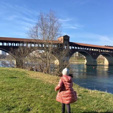 Pavia: tra torri, storia e street art sui Jersey.