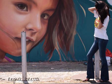 La street art trasforma i Vicoli in Musei.