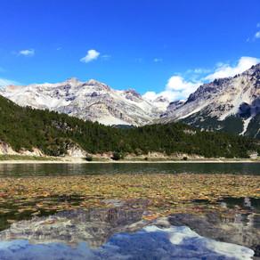 Bormio, montagne e cieli in movimento per svuotare la mente.