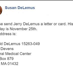 Happy Birthday to Jerry!