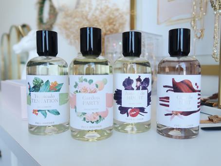Colección de Perfumes Yves Rocher