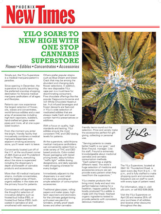 YILO SOARS TO NEW HIGH WITH ONE STOP CANNABISSUPERSTORE