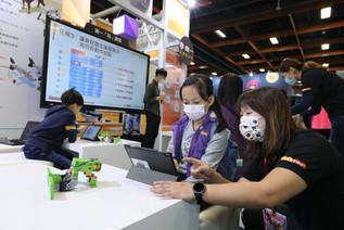臺灣教育科技展 南一玩課室