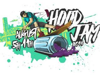 Upcoming event news Hood Jam 2016