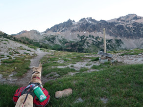 Pacific Crest Trail, Washington (Day 6, August 2016)