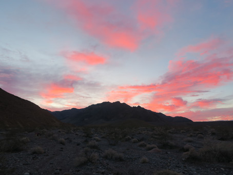 Death Valley National Park (Part 2, March 2018)