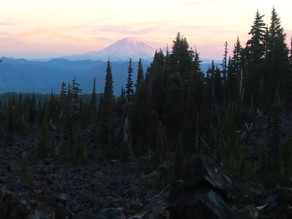 Pacific Crest Trail, Washington (Day 4, August 2016)