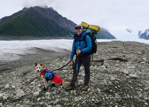 Donoho Lakes Glacier Trek: Day 1, June 16, 2019