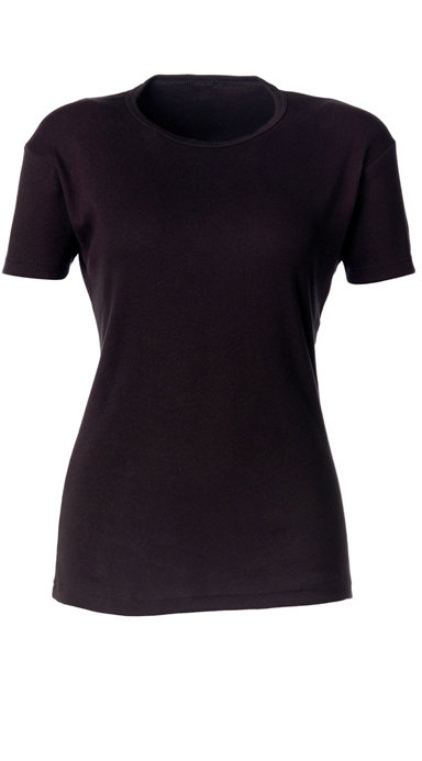 KF930 Ladies Short Sleeve Shirt