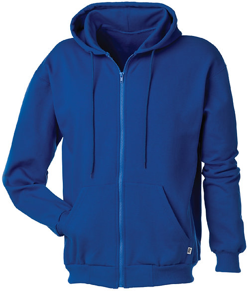 KY9017 Youth Full Zip Hooded Jacket