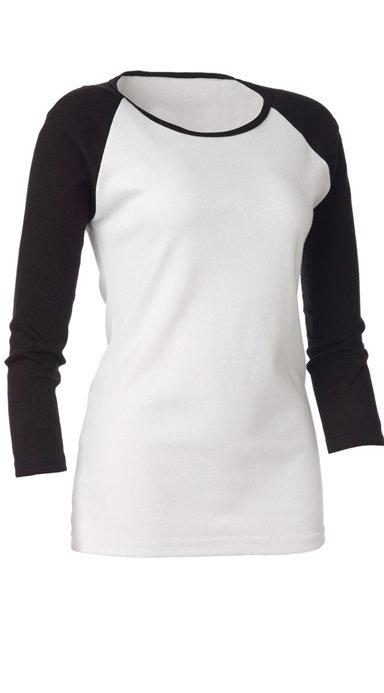 KF924 Ladies Raglan Shirt
