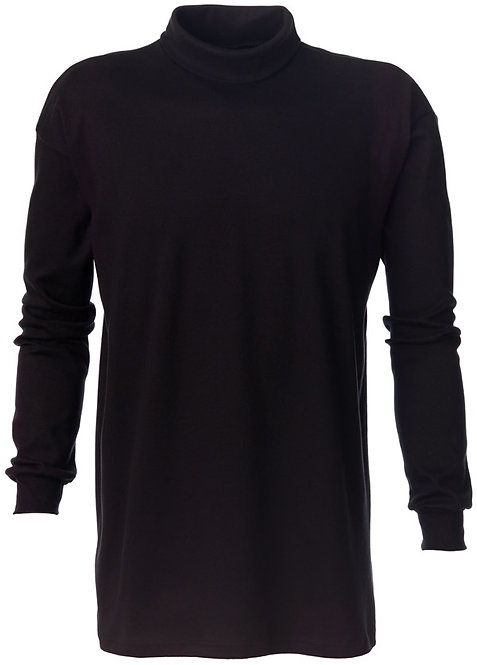 KF1135 Turtleneck Long Sleeve Shirt