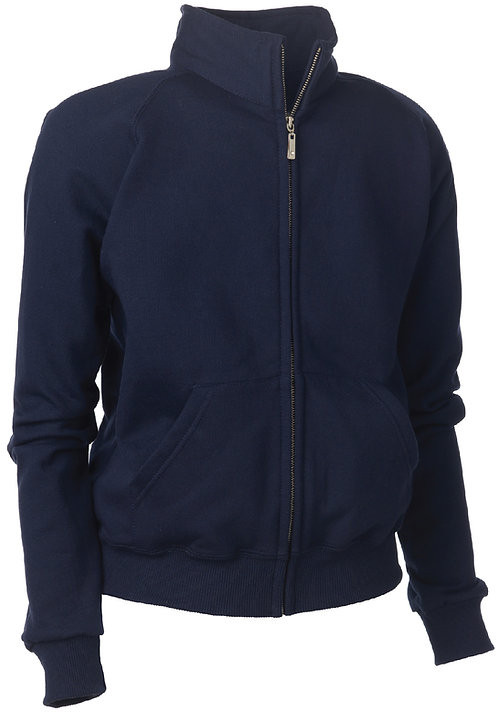 KF9025 Ladies Junior Fit Full Zip Jacket (Clearance)