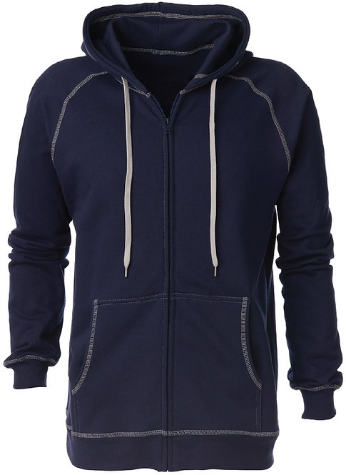 KP8017 Extra Heavy Full Zip Hooded Jacket