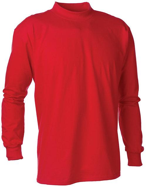 KF902 Mockneck Long Sleeve Shirt
