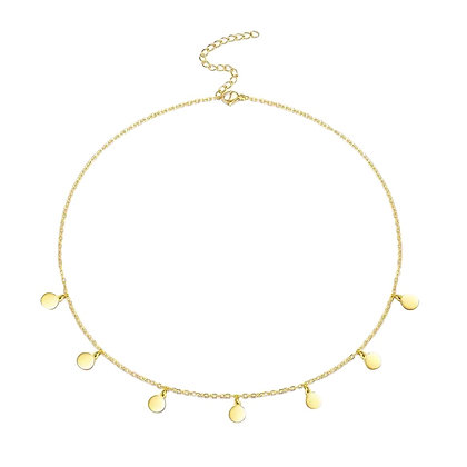 Gold Plated Prima Necklace