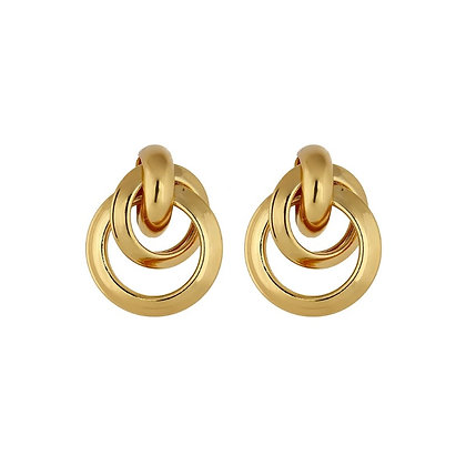 Gold Plated Tami Earrings