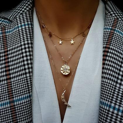 Marocco Moon Necklace