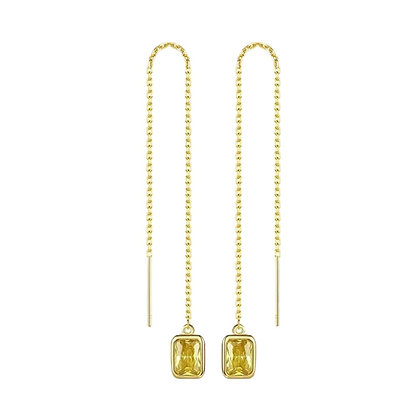 Gold Plated Valentina Earrings