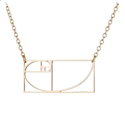 Geometry Necklace