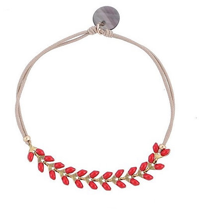 Red Arrow Bracelet