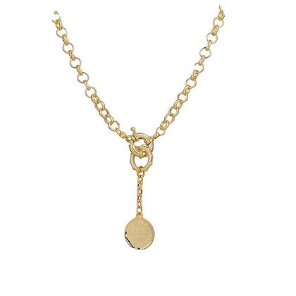 Gold Plated Noa Necklace