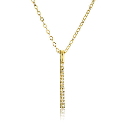 Gold Plated Everly Necklace