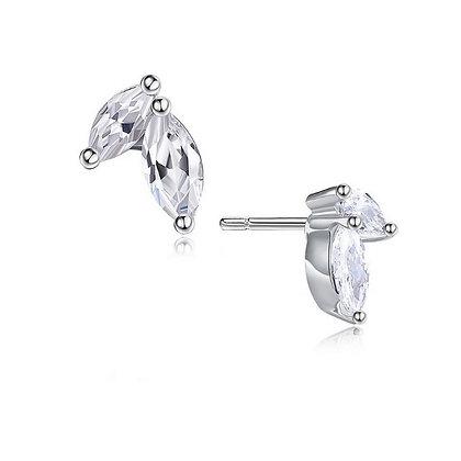 Silver Plated Kourtney Earrings