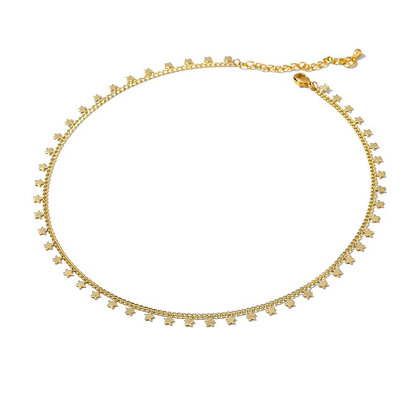 Gold Plated Parli Necklace