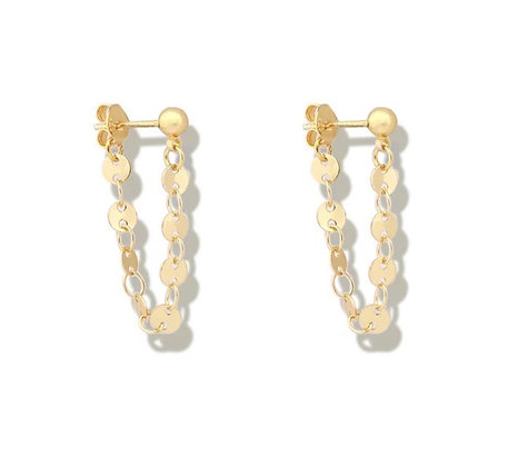 Gold Plated Amara Earrings