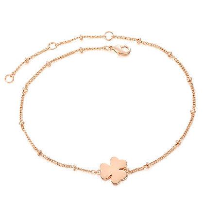 Clover Charm Bracelet