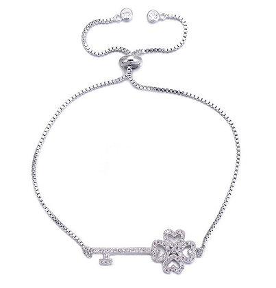 Happiness Key Bracelet