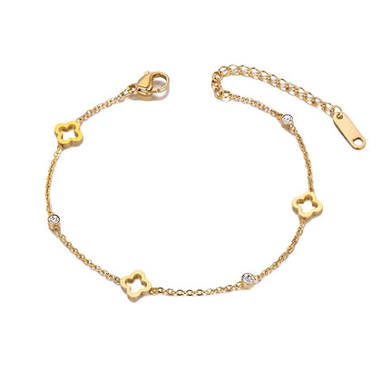 Gold Plated Aurora Bracelet